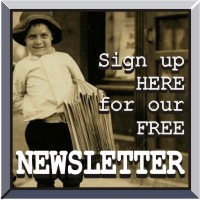Signup for our newsletter and stay informed!