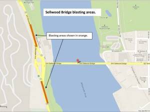 sellwood-bridge-blasting-areas-map