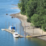 Fun continues unabated at Sellwood Riverfront Park