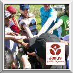 Janus-Button