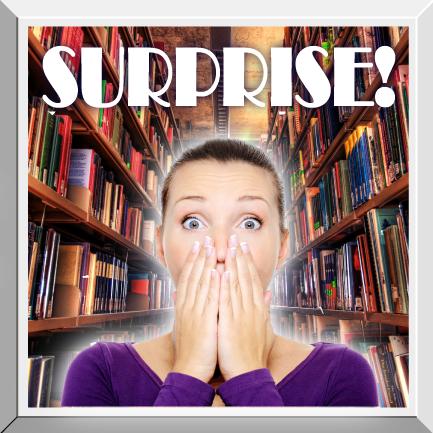 Feature- Surprise