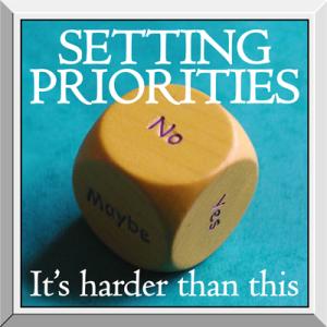 Feature--Priorities