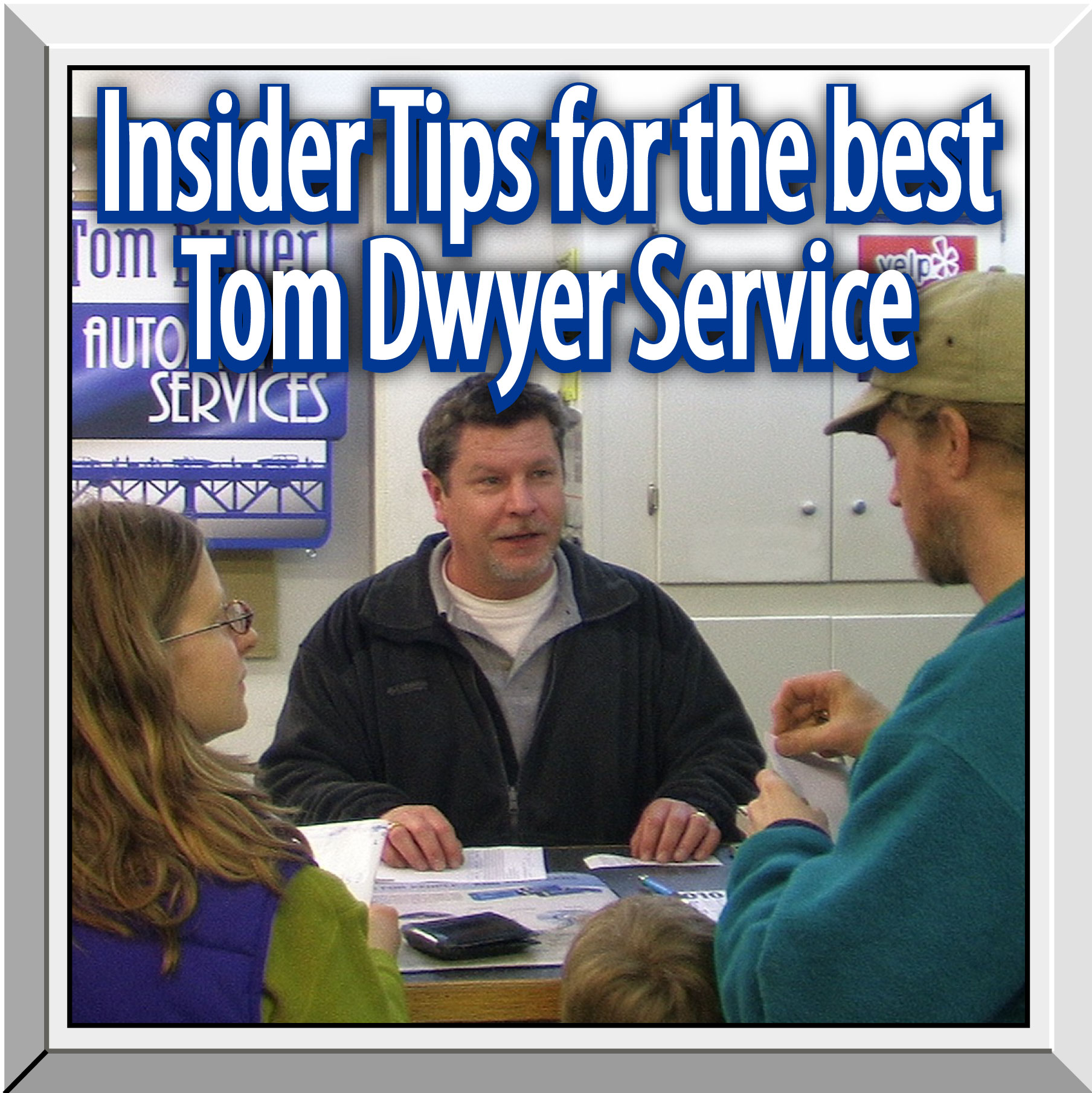 Feature- Insider tips