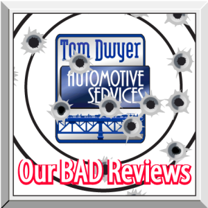 BAD Reviews button