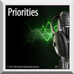 TDC023- Priorities