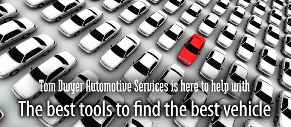 Webpage Buying a car