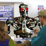 Robot-at-counter