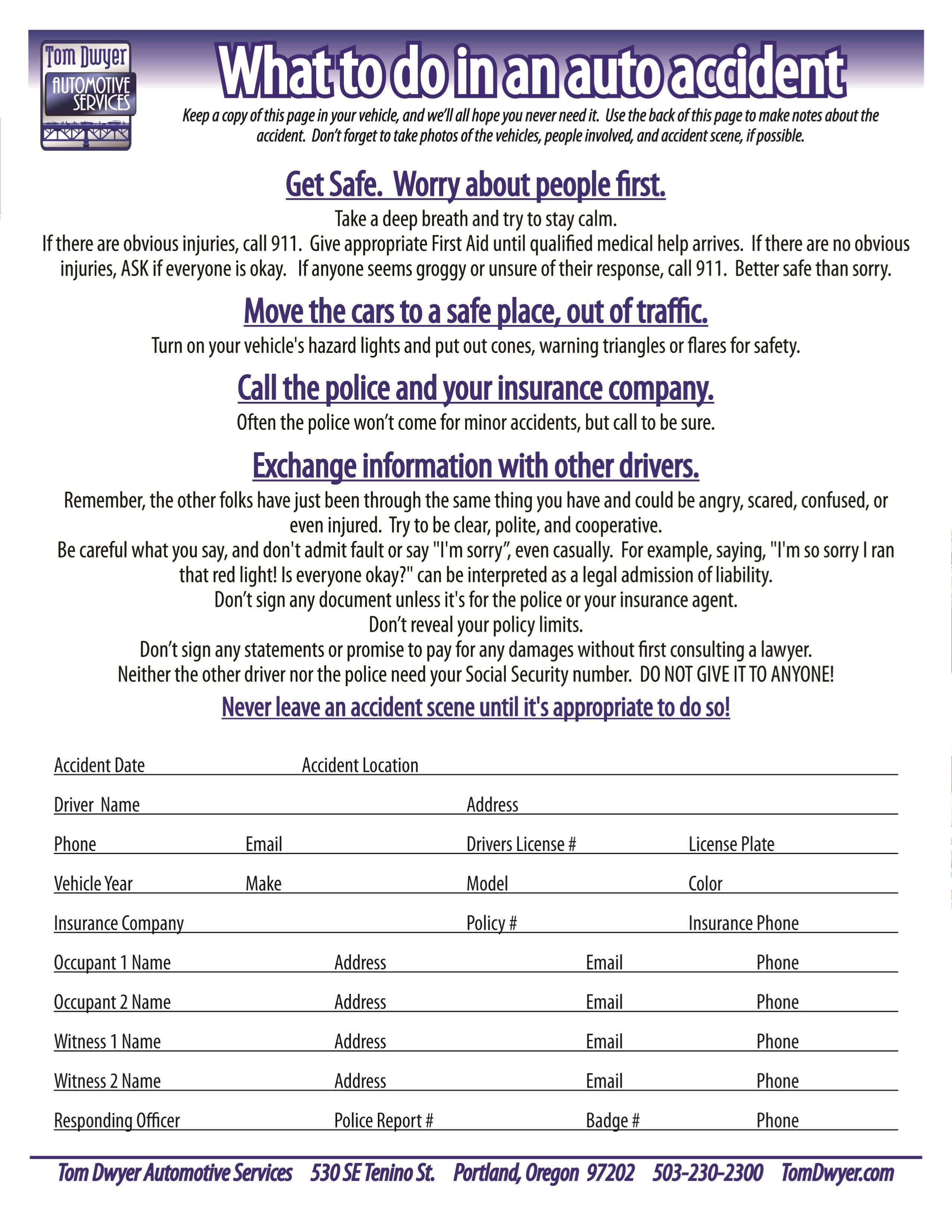 Oregon Car Registration Insurance Required