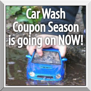 Carwash Coupon Season is going on NOW! Here's how it works and why we do it