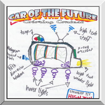 Car of the Future Our Sellwood Park Concert winners