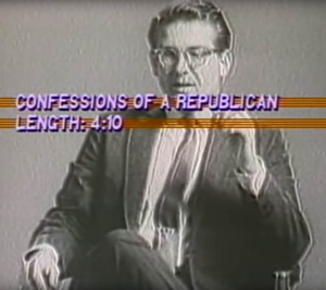 Click Here To Hear The Shocking CONFESSIONS OF A REPUBLICAN