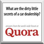 Quora button