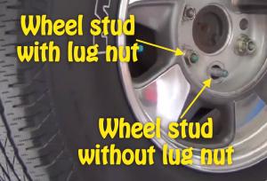 wheel-studs