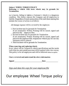 torquepolicy