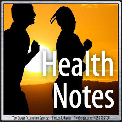 Health Notes- Cure for cancer! Hooray! Maybe? Maybe not  - Tom Dwyer